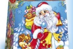 Дед Мороз (микрогофра)