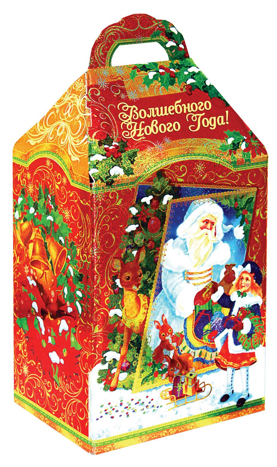 Карнавал подарков - подарки на новый год, наборы для 37
